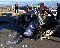 16 Yaşındaki Sürücü Kaza Yaptı: 4 Ölü