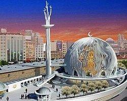 Taksim Değişti Cami Şart