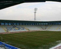 Erzurum'da 'Süper Kupa' Hazırlığı