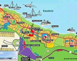 Yeni İstanbul'da Otomobile Yer Yok