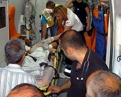 Hakkari'de Mayın Patladı 2 Çocuk Yaralandı