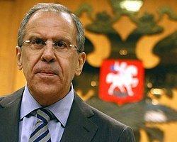 Lavrov: Suriye Ambargosuna Uymayacağız