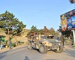 Taliban Militanları Kabil'de Otel Bastı