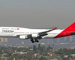 Lazer Magandaları THY Uçağını Taciz Etti