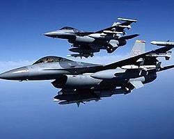 TSK Kuzey Irak'a Hava Harekatı Yapıldığını Açıkladı
