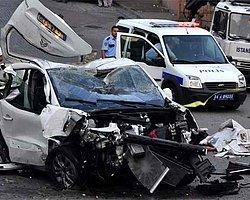 Çağlayan'da Kaza: 3 Kişi Öldü, 3 Kişi Yaralandı