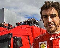Avrupa Grand Prix'sini Alonso Kazandı