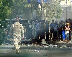 Irak'ta Bombalar Sporcuları Hedef Aldı