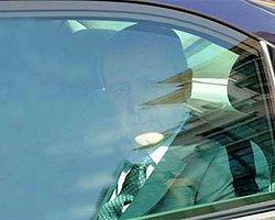 Erdoğan da Trafiğe Takıldı