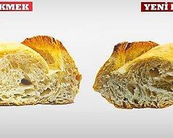 Ekmekteki Tuz Oranı Düşüyor Renk Değişiyor
