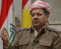 Barzani PKK'ya Silah Bıraktırmak İçin Devrede