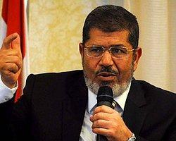 Mısır'ın Yeni Cumhurbaşkanı Mursi Yemin Etti