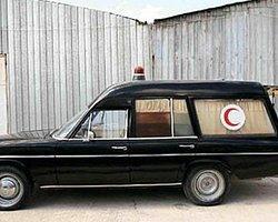 İşte Turgut Özal'ı Taşıyan O Ambulans