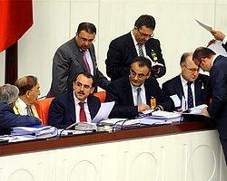 'Tutuklu Vekiller' Önergesi Kabul Edilmedi
