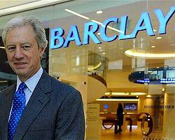 Barclays Bankası Başkanı İstifa Ediyor