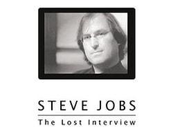 Steve Jobs'ın Kayıp Röportajı iTunes'da