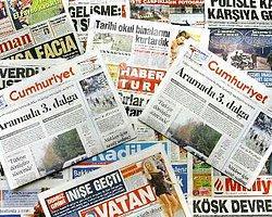 Günün Gazete Manşetleri 04.07.2012