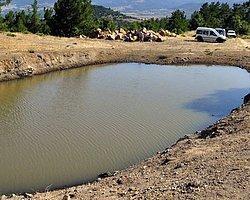 2 çocuk gölette boğuldu