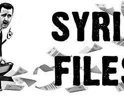 Wikileaks Suriyeli Siyasetçilerin e-postalarını Yayınladı