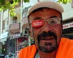 Mersinli görme engelli otoparkçı görmeyen gözüne reklam aldı