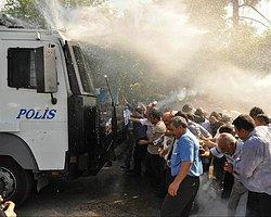 Diyarbakır'da Müdahale Başladı
