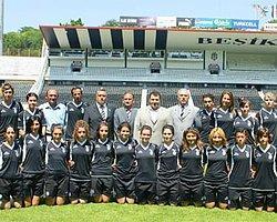 Atletizm 16 yaş altı yarışlarında Beşiktaş birinci
