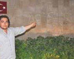 Sivas ve Cumhuriyet'e İlk Adım Anıtı'na Çirkin Saldırı