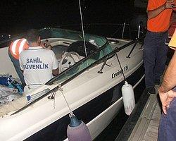 834 Kilo Kaçak Domuz Eti Yakalandı
