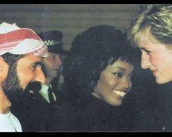 Diana, Whitney ve Şivan