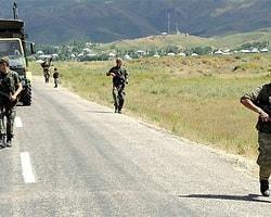Van'da Çatışma 1 Asker Şehit