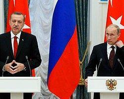 Erdoğan - Putin Görüşmesi Sona Erdi