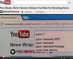 'YouTube Küresel Haber Kaynağı'