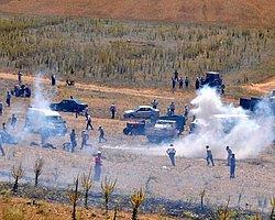 Taş Ocağı Gerginliği: 6 Polis, 2 Asker Yaralı, 30 Gözaltı