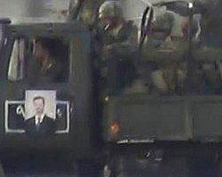 Esad'ın 1'i General 20 Subayı Türkiye'de