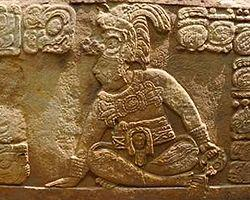 Maya Dönemine Ait Tapınak Bulundu