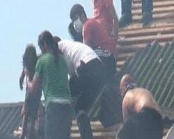 Rize'de Can Pazarı: 2 Çocuk Son Anda Kurtarıldı
