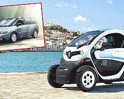Avrupa'da 1 Alana, 1 Otomobil Bedava!