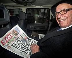 Medya Devi Murdoch İstifa Etti