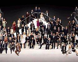 116 Hollywood yıldızını bir araya getiren kare