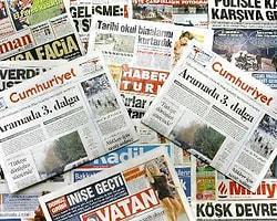 Gazetelere Bugün