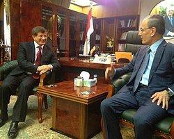 Irak'tan Davutoğlu'na Sert Tepki