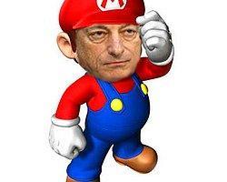 Süper Mario konuştu piyasalar çöküyor!