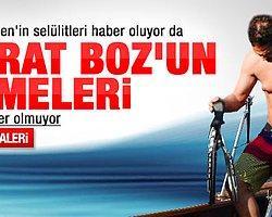 Murat Boz'un Memeleri Twitter'ı Salladı