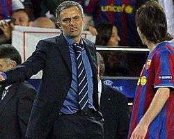 Mourinho Messi'ye Sataştı!