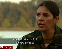 Suriyeli Militan: 'Türkiye'de Eğitildim'