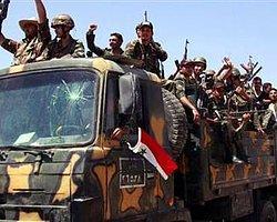 Suriye'de Bir Türk General Yakalandı