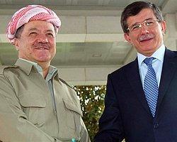 'Davutoğlu ile Barzani Anlaştı'