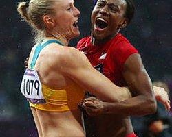 Olimpiyat madalya törenlerinde en çok onlar ağlıyor