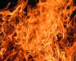 Mecidiyeköy'deki GS Store'da Yangın