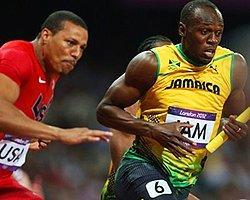 Jamaika Bolt'la Rekora Uçtu